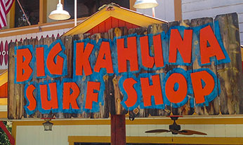 Big Kahuna Surf Shop
